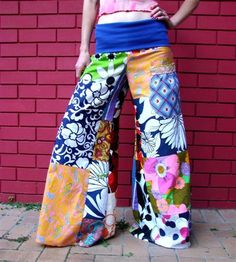 LOVE these pants...gotta make something similar for me in my size, 2-3X