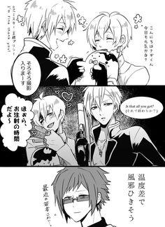 セクシーなの〜キュートなの〜どっちが好きなの〜〜(モモユキ)