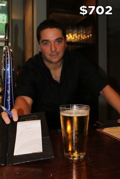 """Obama will have to pay $702 for his beer.  """"Steve explains: 'That is the price of my Obamacare [tax], plus 2 bucks.' """""""
