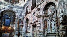 Tesori di #Palermo Chiesa dell'Immacolata Concezione al Capo  ph BattGio #visitsicilyinfo #ArtePerLarte #yummysicily
