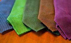 eleganza & stile, per uomini: Grenadine Ties.  #color #colore #corbata #cravatta #estilo #Italia #Italy #menstyle #stileuomo #tie