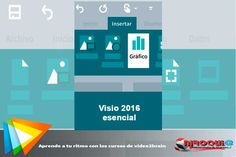 Descargar Curso Visio 2016 esencial Procesos y operaciones gráficos video2brain[MEGA] 1 link