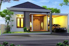 62 Best Contoh Desain Rumah Minimalis Images House Design