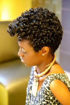 Natural Hair| Transition Style |Cute Curly Fro http://www.youtube.com/watch?v=S32K9GprB3c&feature=youtu.be