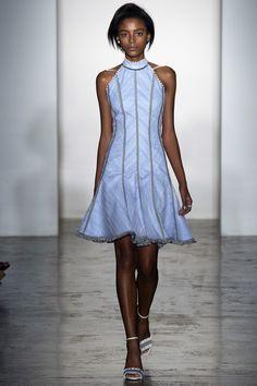 Jonathan Simkhai Spring 2016 Ready-to-Wear Fashion Show - Alécia Morais