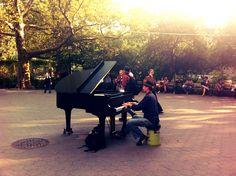 pianist #NYC @ritannaPHOTOS