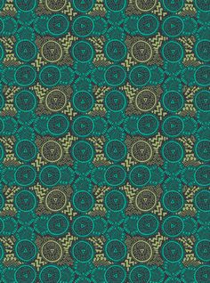 Our Social Roots print in Seagreen used in throughout our Spring 2014 Collection | RVCA Women's