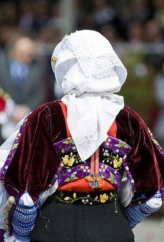Costume di Bono, Goceano, Sardinia