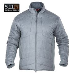 5.11 Insulator Jacket comes with a 2-way YKK front zipper, low-profile chest pockets, RAPIDraw pockets & performance fit stretch panels, and provides outstanding thermal protection thanks to the PrimaLoft Silver insulation & water resistant DWR-treated exterior. Only £112.50! Find out more at Military 1st online store. Free UK delivery and returns!