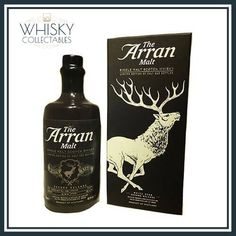 Check out the fantastic Arran 20 Years Old 1996 - White Stag Second Release range. Buy from the Whisky Collectables store today 20 Years Old, Year Old, Single Malt Whisky, Arran, Distillery, Blue Wedding, Wedding Ideas, Pure Products, One Year Old