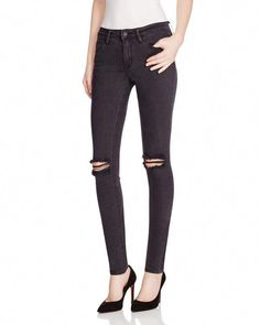 db14ec002f9c83 RES Denim Trash Queen Distressed Skinny Jeans in Creeper Women -  Bloomingdale's. Fashion for Women