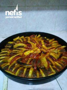 Patates Li Köfte