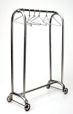 Garmet Rack w/Hangers by Nantasy Fantasy