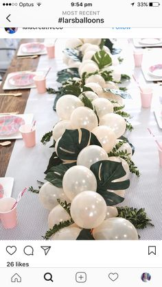 baby shower decorations 217017275781059093 - Bachelorette p.-baby shower decorations 217017275781059093 – Bachelorette party baby shower decorations 217017275781059093 – Bachelorette party Source by - Baby Shower Chair, Deco Baby Shower, Diy Shower, Baby Shower Balloons, Shower Party, Baby Shower Parties, Shower Ideas, Baby Balloon, Shower Cake