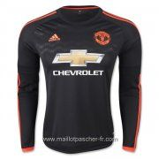 maillot Manchester United third Manches Longues 2016