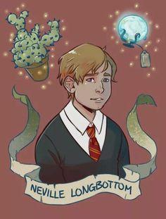 Neville. .......cuteeeeeeeeeeeee He is