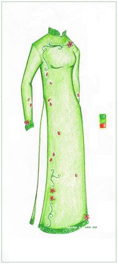 Ao_Dai___green___by_color_me_sapphire.jpg 598×1,334 pixels