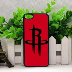 HOUSTON ROCKETS LOGO RED IPOD TOUCH 6