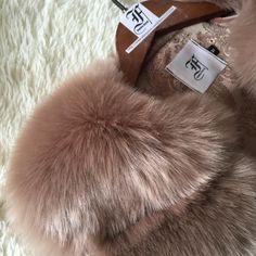 Super Long Faux Fur Winter Vest