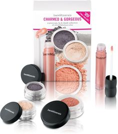 ULTAexclusive! A 4-piece eye, lip and cheek collection of rich and fabulous color by bareMinerals. A $59 value!