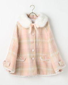 先染めチェックポンチョ|渋谷109で人気のガーリーファッション リズリサ公式通販