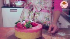 Smoothie-kakku Kuinka se smoothie-kakku oikein onnistuukaan? #smoothiekakku #resepti #video #ohje #howto #leivonta