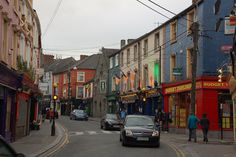 Just spent an amazing W/E here.  If you want a good time, come to Kilkenny, Ireland!  Love Suzy.