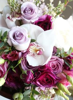 Blooms Florist, Orchids, Our Wedding, Weddings, Photo And Video, Rose, Flowers, Plants, Instagram