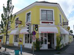 Eissalon Laxenburg Lokal, Restaurant, Vienna, Outdoor Decor, Home Decor, Living Room, Decoration Home, Room Decor, Diner Restaurant