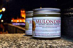 Natural organic skincare. Made in London.