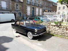 Peugeot 404 SL 1971 (35 000 kms)