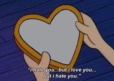 Love You Meme, I Hate You, Cute Memes, Funny Memes, Cartoon Memes, Meme Template, Templates, Blank Memes, Meme Maker