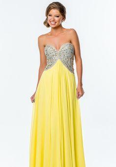Terani Couture 7092 White Sheer Beaded 2pc Crop Top Dress 0 BHFO  97e970072689