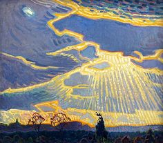 Herfst (Autumn), 1909, Leo Gestel