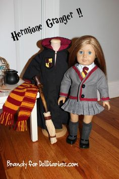 For the Love of Harry Potter — Doll Diaries