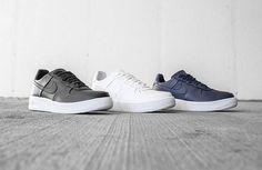http://SneakersCartel.com Nike Air Force 1 UltraForce LTHR Pack #sneakers #shoes #kicks #jordan #lebron #nba #nike #adidas #reebok #airjordan #sneakerhead #fashion #sneakerscartel http://www.sneakerscartel.com/nike-air-force-1-ultraforce-lthr-pack/