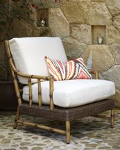 "H64CS ""South Terrace"" Outdoor Lounge Chair"