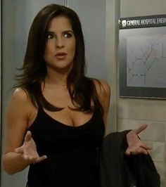 Steve Burton, Kelly Monaco, Hair Color And Cut, Playboy Playmates, General Hospital, Dancing With The Stars, Girl Crushes, Reality Tv, Actors & Actresses