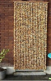 Resultado de imagen de Wines Corks Bead Curtains