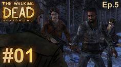The Walking Dead Season 2: Episode 5 Part 1 - Captured