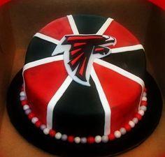 Falcon Birthday Cake Ideas Jpg 236x225 Atlanta Falcons Football