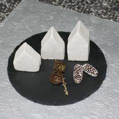 Häuschen aus Ton oder Bastelmasse