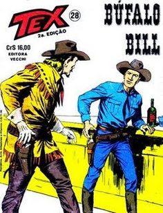 Scans do Tex Willer