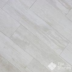 Crate Series Colonial White Wood Plank Porcelain tile maybe for kitchen flooring? Wood Tile Shower, Wood Floor Bathroom, Bathroom Flooring, Kitchen Flooring, Kitchen Wood, Modern Flooring, Flooring Ideas, Shower Walls, Kitchen Tiles