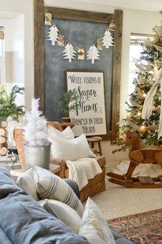 Budget Friendly Christmas Decor!