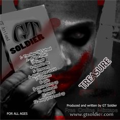 www.gtsoldier.com Clean rap for all ages. Produced and Written by GT Soldier.