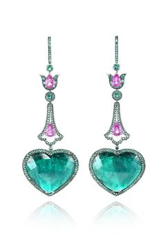 Precious Temptations' earrings by Chopard