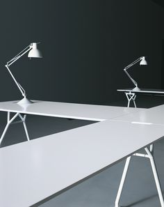 Tecno - Nomos Desking System | Projects | Foster + Partners