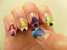 back to school nails - Google Search