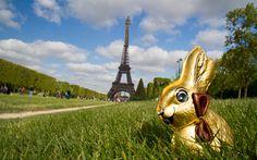 Easter in Paris!